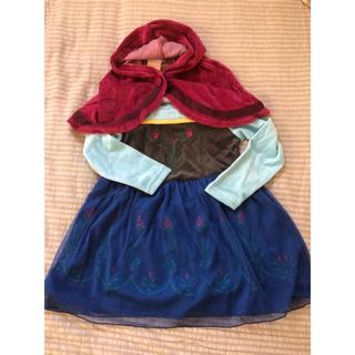 アナと雪の女王 コスプレ 未使用タグつき 120サイズ(スカート)