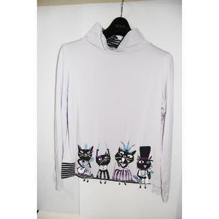 アルベロ(ALBERO)のALBRO長そでTシャツ(Tシャツ(長袖/七分))