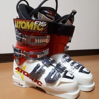 アトミック(ATOMIC)の【送料無料】Atomic スキー 22.5㎝(ブーツ)
