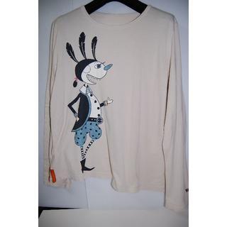 アルベロ(ALBERO)のアルベロベロの長そでTシャツ(Tシャツ(長袖/七分))