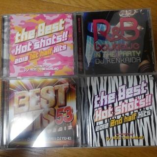 クラブミュージックCDアルバム 4枚まとめ売り(R&B/ソウル)