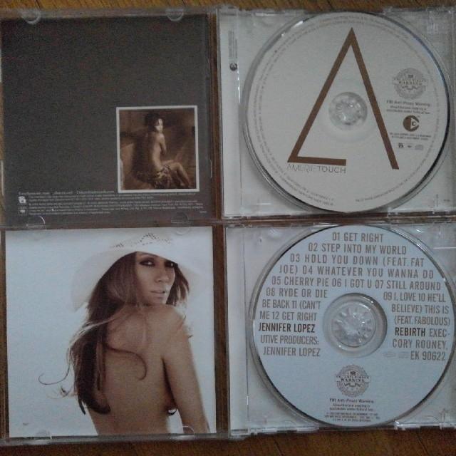 ジェニファー・ロペスとエイメリーCD エンタメ/ホビーのCD(R&B/ソウル)の商品写真
