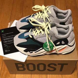 アディダス(adidas)の希少「22.0cm」adidas Yeezy boost700(スニーカー)