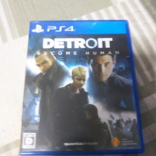 Detroit: Become Human デトロイトビカムヒューマン(家庭用ゲームソフト)