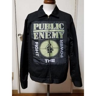 シュプリーム(Supreme)のsupreme UNDERCOVER public enemy work jkt(カバーオール)