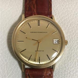 ジラールペルゴ(GIRARD-PERREGAUX)のジラールペルゴ  腕時計 セイコー ラドー  シチズン オメガ 好きにも メンズ(腕時計(アナログ))