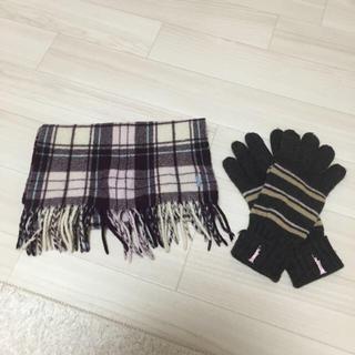 イーストボーイ(EASTBOY)のEAST BOY ♡ マフラー、手袋(マフラー/ショール)