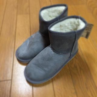 ムジルシリョウヒン(MUJI (無印良品))の無印 ショートボアブーツ(ブーツ)