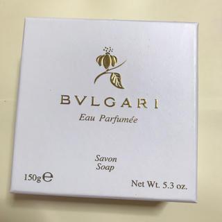 ブルガリ(BVLGARI)のブルガリ 石鹸 ソープ 150g(ボディソープ / 石鹸)