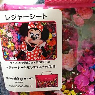 ディズニー(Disney)のコラボレジャーシート(その他)