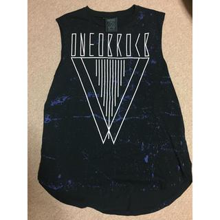 ワンオクロック(ONE OK ROCK)のONE ON ROCK タンクトップ(Tシャツ/カットソー(半袖/袖なし))