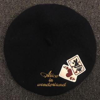 スイマー(SWIMMER)のスイマー ベレー帽 アリス(ハンチング/ベレー帽)
