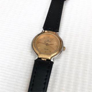 ウォルサム(Waltham)のウォルサム  ビンテージ  レディースクォーツ腕時計 電池あり ベルト未使用品(腕時計)