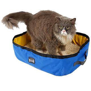 ペット用、ポータブルトイレ(猫)