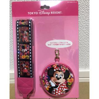 ディズニー(Disney)のミニー イマジニングザマジック カメラストラップ(その他)