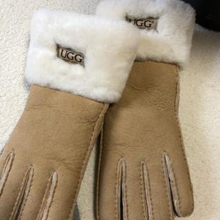 アグ(UGG)のugg♡手袋♡シープスキン♡(手袋)