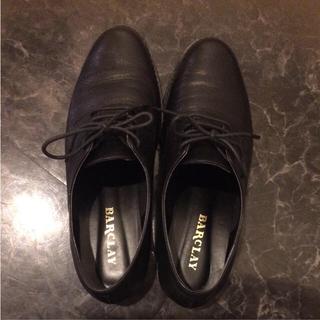 バークレー(BARCLAY)のバークレー  革靴  21.5センチ(ローファー/革靴)