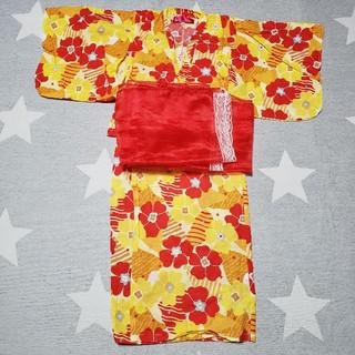 子供服 浴衣(甚平/浴衣)