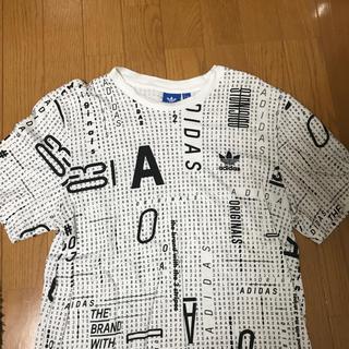 アディダス(adidas)のadidas Originals Tシャツ 白(Tシャツ/カットソー(半袖/袖なし))