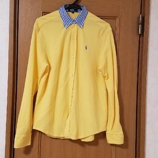 POLO RALPH LAUREN - ラルフローレン☆ボーイズ160㎝長袖ポロシャツです。