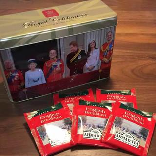 イギリス土産 王室紅茶 AHMAD TEA(茶)