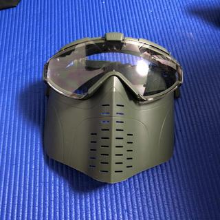サバゲー フェイスマスク(戦闘服)