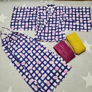 アンパサンド(ampersand)の子供服 浴衣(甚平/浴衣)
