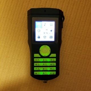 WILLCOM WS001 TT , W-SIM(PHS本体)