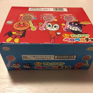 アンパンマン(アンパンマン)のアンパンマン ペロペロチョコ 25本入 2箱(菓子/デザート)