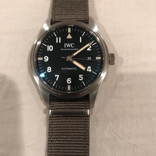 インターナショナルウォッチカンパニー(IWC)のIWC マーク18 トリビュート トゥ マーク11 1948本限定 2018年製(腕時計(アナログ))