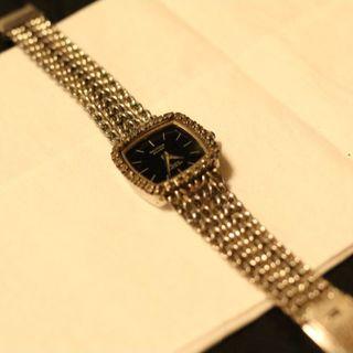ウォルサム(Waltham)のWALTHAM SILVER MAXIM BRACELET  時計(腕時計)