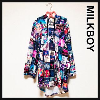 ミルクボーイ(MILKBOY)の美品★MILKBOY★INSTAGRAM★インスタグラム★パーカー(パーカー)