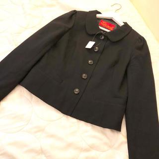 タータンショップヨーク(TARTANSHOP YORK)の新品YORKLAND丸襟ウールジャケット(テーラードジャケット)