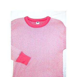 ヘインズ(Hanes)の▪️70's【HANES】PINK THERMAL(Tシャツ/カットソー(七分/長袖))