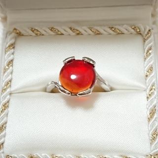 新品未使用 美品 リング 指輪 オシャレなデザイン 女性用 サイズ21号 29(リング(指輪))