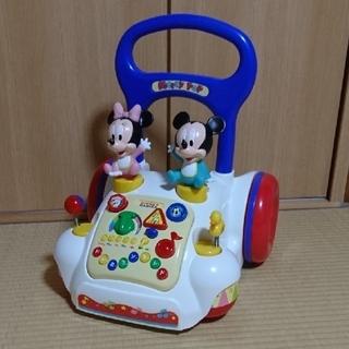 ディズニー(Disney)のディズニー  カタカタ(手押し車/カタカタ)