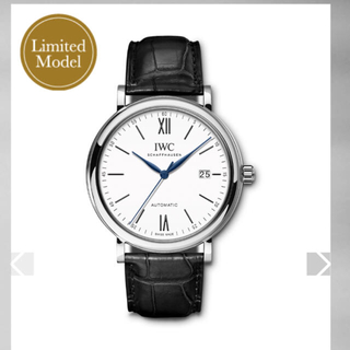 インターナショナルウォッチカンパニー(IWC)のポートフィノ 150周年記念モデル 未使用品(腕時計(アナログ))