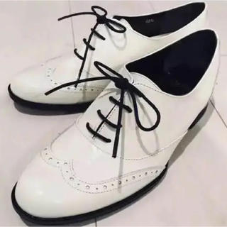 バークレー(BARCLAY)の【新品】Celica by BARCLAY レースアップシューズ(ローファー/革靴)