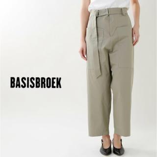 バージスブルック(BASISBROEK)のBASISBROEK ワイドパンツ(カジュアルパンツ)