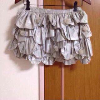 ニアーニッポン(near.nippon)の☆ニアーニッポン ミニスカート グレー F☆☆☆(ミニスカート)
