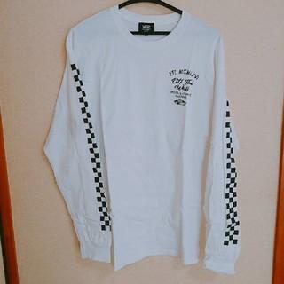 ヴァンズ(VANS)のVANS チェッカー Tシャツ(Tシャツ/カットソー(七分/長袖))