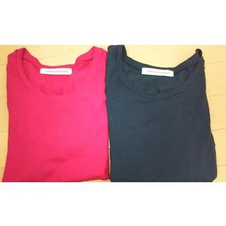 スリープ(Sleep)のnational standard(ナショナルスタンダード)フライスTシャツ2枚(Tシャツ(半袖/袖なし))