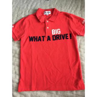 パーリーゲイツ(PEARLY GATES)のパーリーゲイツ ジャックバニー ポロシャツ130(Tシャツ/カットソー)