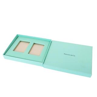 ティファニー(Tiffany & Co.)のティファニー フォトフレーム 写真立て ティファニーブルー A2985(その他)
