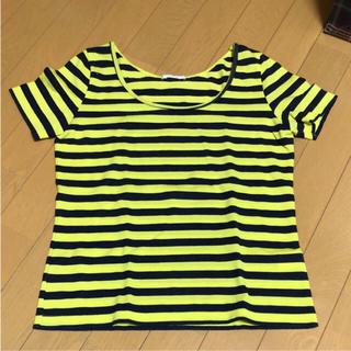 ヌール(noue-rue)のヌール  トップス(Tシャツ(半袖/袖なし))