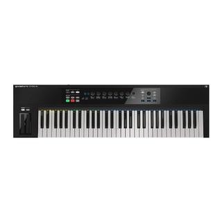 KOMPLETE KONTROL S61付属品完備 MIDI キーボード DTM(MIDIコントローラー)