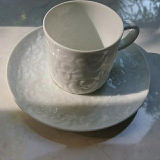 白山陶器 - 白山陶器 コーヒー•ティーカップ&ソーサー 5セット