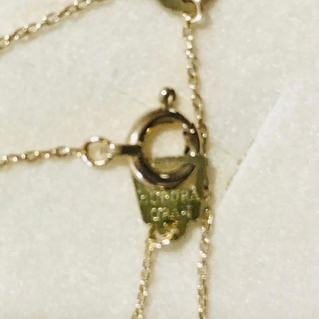 AURORA GRAN(オーロラグラン)の試着のみ☆オーロラグラン ソルカーラネックレス レディースのアクセサリー(ネックレス)の商品写真