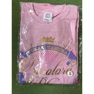 【新品】田村ゆかりさん「*Crescendo Carol*」Tシャツ(ピンク)(Tシャツ)