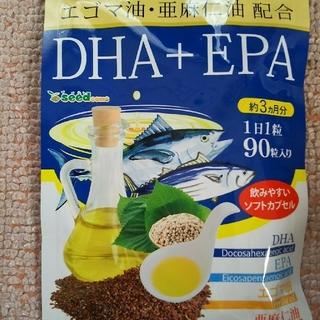 サントリー(サントリー)のDHA+EPA一ヶ月90粒入り一袋(ダイエット食品)